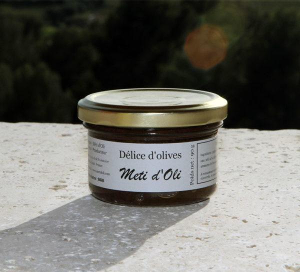 Délice d'olives noires Meti d'Oli